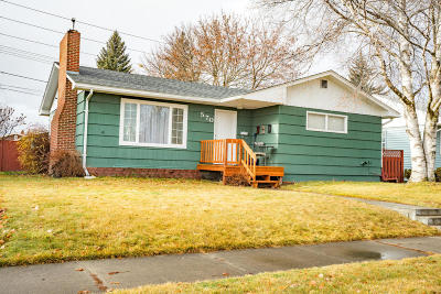 Kalispell Single Family Home Under Contract Taking Back-Up : 570 5th Avenue West North