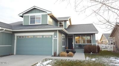 Missoula Single Family Home For Sale: 2516 Old Ranch Road