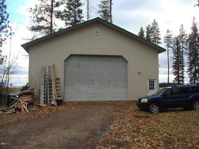 Flathead County Residential Lots & Land For Sale: 1555 Mt Hwy 206