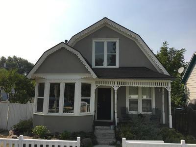 Hamilton Single Family Home For Sale: 215 South 7th Street