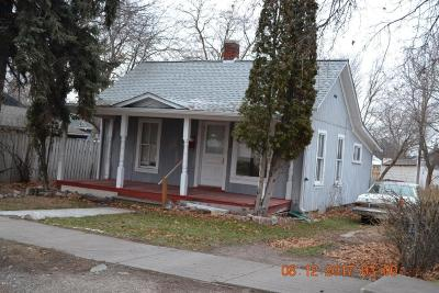Missoula Single Family Home For Sale: 835 Locust Street