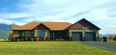 Flathead County Single Family Home For Sale: 1273 Quail Ridge Drive