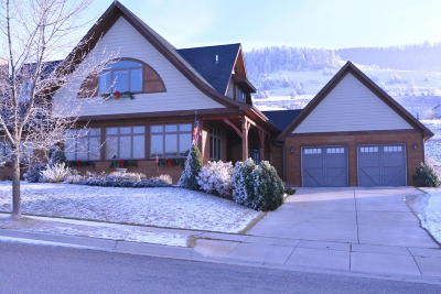 Missoula Single Family Home For Sale: 702 Spanish Peaks Drive