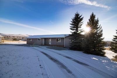 Stevensville Single Family Home For Sale: 4031 Sunnyside Cemetery Road