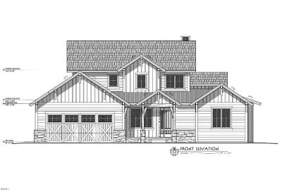 Missoula Single Family Home For Sale: 2640 Bunkhouse Place