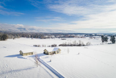 Flathead County Single Family Home For Sale: 335 Sunny Dene Lane