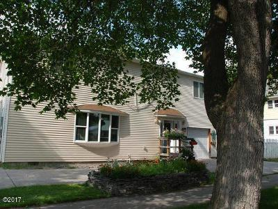 Kalispell MT Single Family Home For Sale: $295,000