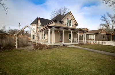 Missoula Single Family Home For Sale: 615 Woodford Street