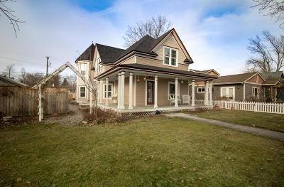 Missoula MT Single Family Home For Sale: $599,900
