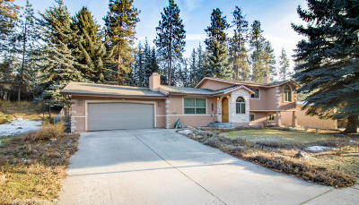 Missoula Single Family Home For Sale: 4360 Fox Farm Road