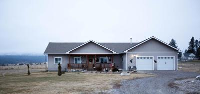 Flathead County Single Family Home For Sale: 138 Bryce Lane