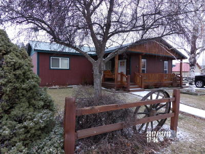 Darby Single Family Home For Sale: 107 North Mill Street