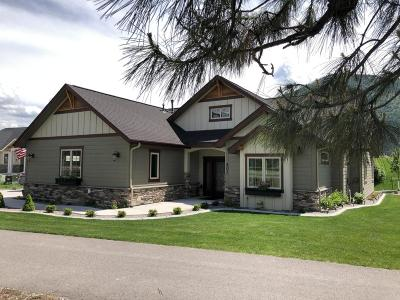 Missoula MT Single Family Home For Sale: $477,500