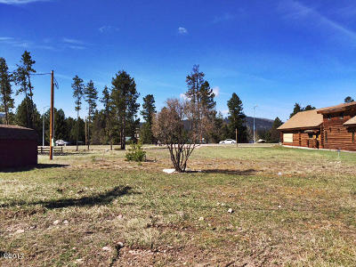 Seeley Lake Residential Lots & Land For Sale: 787 Pine Drive