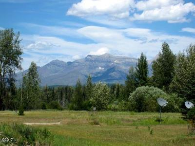 Flathead County Residential Lots & Land Under Contract Taking Back-Up : 50 Beaver Drive
