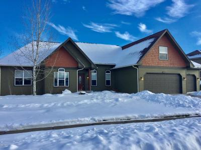 Flathead County Single Family Home For Sale: 17 White Bark Lane