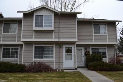 Missoula County Single Family Home Under Contract Taking Back-Up : 2802 #8 Rockridge Court