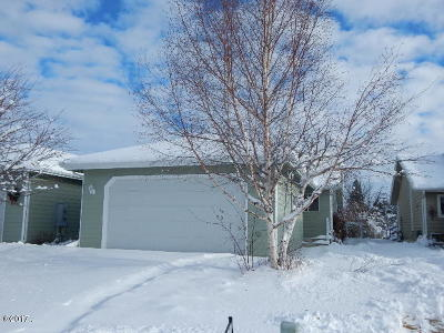 Kalispell Single Family Home Under Contract Taking Back-Up : 111 East Nicklaus Avenue