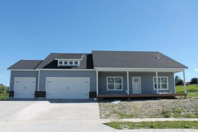 Kalispell Single Family Home For Sale: 106 Mountain Vista Court