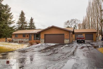 Kalispell Single Family Home For Sale: 28 Ponderosa Drive