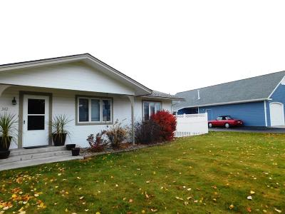 Hamilton Single Family Home For Sale: 342 Noland