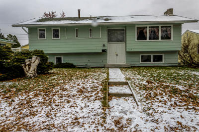 Kalispell Single Family Home Under Contract Taking Back-Up : 765 4th Avenue West North