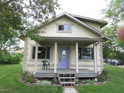 Hamilton Single Family Home For Sale: 191 Golf Course Road