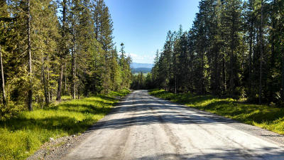 Whitefish Residential Lots & Land Under Contract Taking Back-Up : Lot 1 Haskill Basin Road