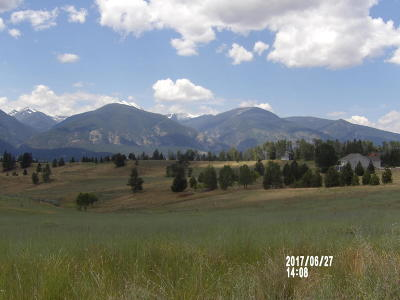 Stevensville Residential Lots & Land For Sale: Nhn South Fox Gulch Road