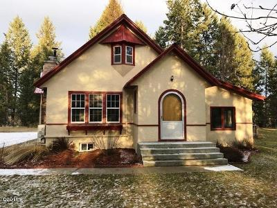 Lincoln County Single Family Home For Sale: 105 Upper Flower Creek Road