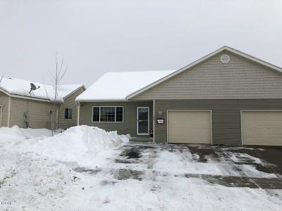 Kalispell Single Family Home Under Contract Taking Back-Up : 136 Empire Loop