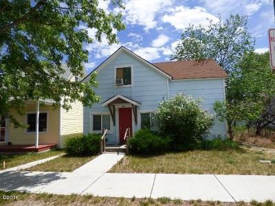 Hamilton Multi Family Home For Sale: 208 North 8th Street