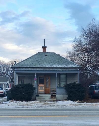 Hamilton Single Family Home For Sale: 1120 South 1st Street