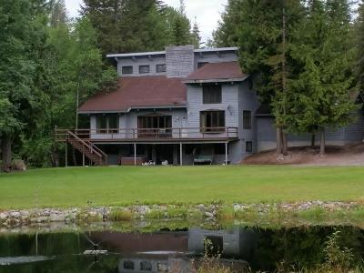 Whitefish Single Family Home For Sale: 1013 Last Mile Drive