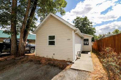 Missoula Single Family Home For Sale: 1859 Mount Avenue