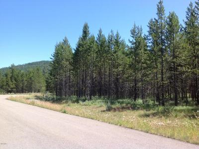 Flathead County Residential Lots & Land For Sale: 126 Frontier Circle