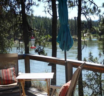 Sanders County Single Family Home For Sale: 21 Panorama Lane