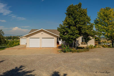Kalispell Single Family Home For Sale: 1617 Us-2 West