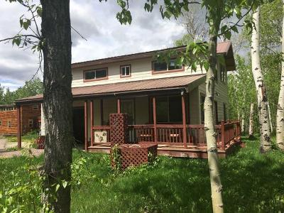 East Glacier Park Multi Family Home For Sale: 87 & 93 Heart Butte Cutoff Road