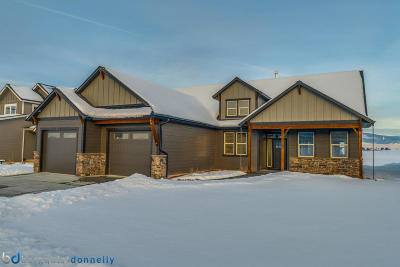 Missoula Single Family Home For Sale: 2672 Bunkhouse Place