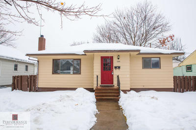 Kalispell MT Single Family Home Under Contract Taking Back-Up : $225,000