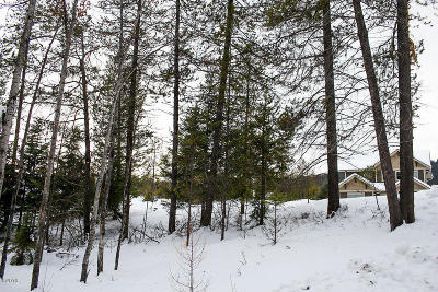 Whitefish Residential Lots & Land For Sale: 121 Stumptown Loop