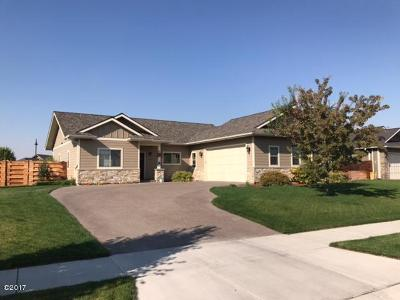 Kalispell Single Family Home For Sale: 198 Lazy Creek Way