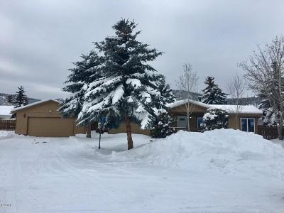 Flathead County Single Family Home Under Contract Taking Back-Up : 1922 Camelot