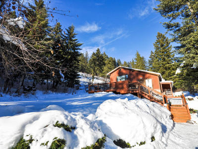 Missoula Single Family Home For Sale: 15605 U.s. Highway 93 North