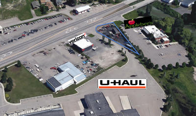 Kalispell Commercial For Sale: 1196 U.s. Hwy 2 East