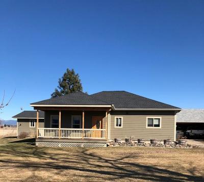 Stevensville Single Family Home For Sale: 3652 Eastside Hwy