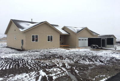 Kalispell Single Family Home Under Contract Taking Back-Up : 82 Redwing Court