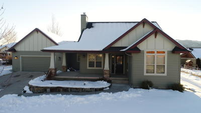 Missoula County Single Family Home For Sale: 2715 Carnoustie Way
