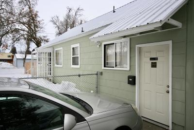 Kalispell Single Family Home Under Contract Taking Back-Up : 307 3rd Avenue West